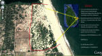 12.5 acres of lagoon front land at Ninthaour-Batticalo-For sale